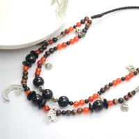 Handmade Necklace Ideas - Make a Beaded Necklace with Agate Necklace