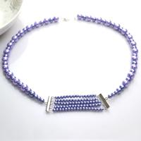 Beginner's Jewelry Making Project - Make Your Own Pearl Necklace