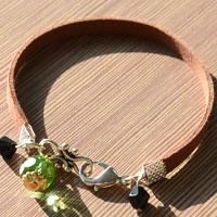 DIY Personalized Jewelry - How to Make Leather Bracelets for Women
