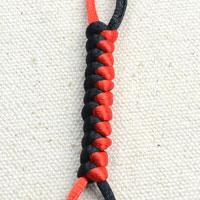 Free Snake Knot Instructions- Chinese Decorative Knot for Bracelet Making