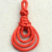 Chinese Knot Tutorial on Tying Pipa Knot