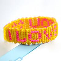 Entirely different kinds of string bracelets-how to make string bracelets with words