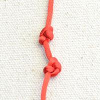 Instruction on How to Tie a Stopper Knot