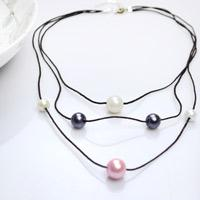 Baroque Pearl Necklace DIY – How to Make Baroque Pearl Necklace for Women