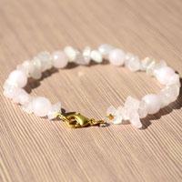 Handmade Gemstone Jewelry - Customizing Your Own Bracelet with Rose Quartz
