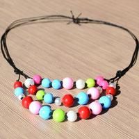 Ideas for Necklaces - How to Make a Multi Strand Bead Necklace