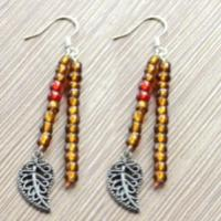 Easy Tutorial on Making Jewelry for Woman- Free Seed Bead Earring Patterns