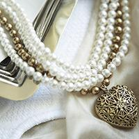 Identify Different Types of Necklaces for Women by Length