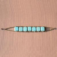Easy Introduction on Making Turquoise Bead Bracelet