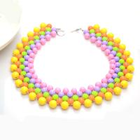 Beaded Necklace Ideas - How to Make a Beaded Collar Necklace in Rapid Way