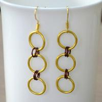 Easy Introduction on Making Wire Earrings
