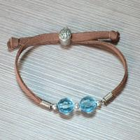 Easy Steps to Make Sliding Knot Bracelet