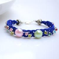 Comment Faire Un Bracelet De Perles Tressé – Un DIY Projet De Bracelet Tressé Délicat