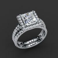 What are Cubic Zirconia Rings?