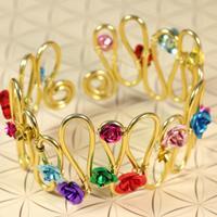 Comment faire un bracelet de jardin de rose en fil