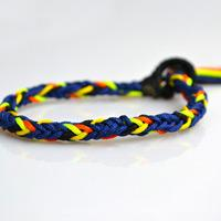 Cool Jewelry for Guys- How to Weave Men's Friendship Bracelets out of 10 Strings