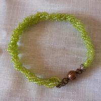Easy Beaded Jewelry- How to Braid 3-strand Bracelets with Seed Beads