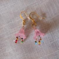 How do You Make Summer Flower Drop Earrings with Beads for Girls