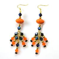DIY Costume Jewelry on How to Make Halloween Earrings