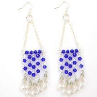 Crystal Earring Designs