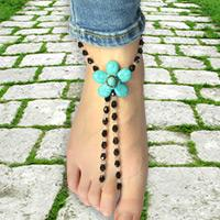 How to Make an Anklet with Beads and Elastic Fiber Wire