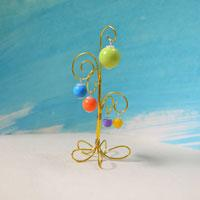 How to Make Easy Creative Beaded Tree Crafts with Wires