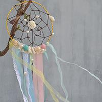 How to Make a Simple Craft Dream Catcher by Yourself