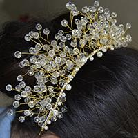 Bridal Headpiece Tutorial-How to Make a Beaded Wedding Hair Accessory for Bride