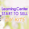 Learning Center Start to Sell DIY Kits for Making Jewelry & Crafts