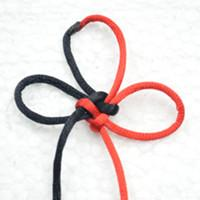 Clover Knot- Chinese Traditional Decorative Knots Instructions