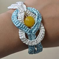 How to Braid a Cord Friendship Bracelet Pattern at Home
