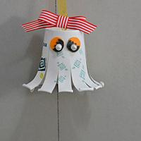 How to Make Halloween Paper Cup Octopus Crafts for Kids