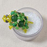 How to Make 3D Beaded Animals - Handmade Tortoise Craft