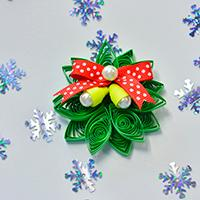 Pandahall Tutorial - How to Make Quilling Paper Christmas Decoration Crafts