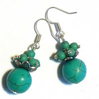 Fantastic Turquoise Earrings Making Instructions