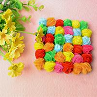 DIY Craft for Children's Day – Making a Colorful Chenille Stem Ball Mug Rug