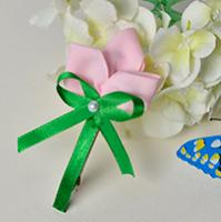 Pandahall Video Tutorial on How to Make a Beautiful Ribbon Tulip Hair Barrette