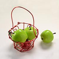 Pandahall Video Tutorial on How to Make a Small Red Heart Wire Wrapped Basket Craft
