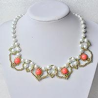 Pandahall Jewelry Tutorial - How to Make a Homemade White Pearl Bead Necklace