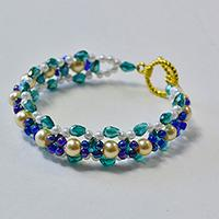 Free Tutorial on How Do You Make Easy Bracelets with Beads