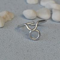 Pandahall Easy Project – How to Make Wire Wrapped Taurus Ring within Two Steps