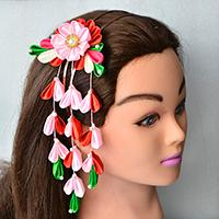 How to Make a Headband with Japanese Ribbon Hair Accessories