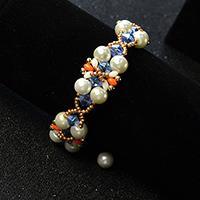 Pandahall Tutorial on How to Make a Handmade Delicate Pearl Bead Bracelet