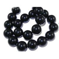 Classic black color, popular Black Stone Beads