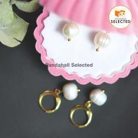 PandaHall Selected Tutorial on Handmade Pearl Earrings