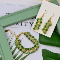 PandaHall Selected Tutorial on Glass Beaded Jewelry Set