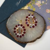 PandaHall Selected Tutorial on Beaded Earrings