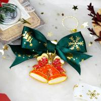 PandaHall Tutorial on Christmas Epoxy Brooch