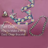 How to Make Daisy Chain Bracelets 3 Ways
