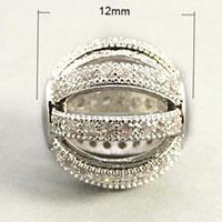 Cubic Zirconia Beads-show different styles